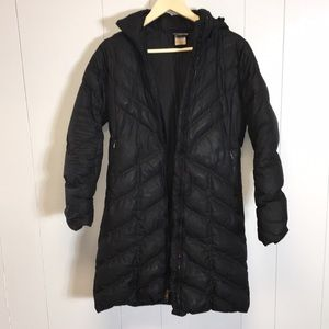 Patagonia Parca Long Down Jacket Puffer Defect